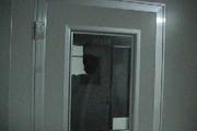 air shower room for potato TC lab